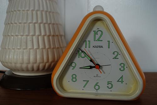 Travail à domicile : la gestion du temps