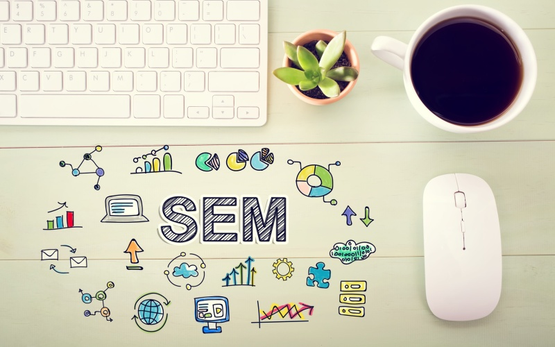 SEM - Search Engine Marketing : qu'est-ce que c'est ?