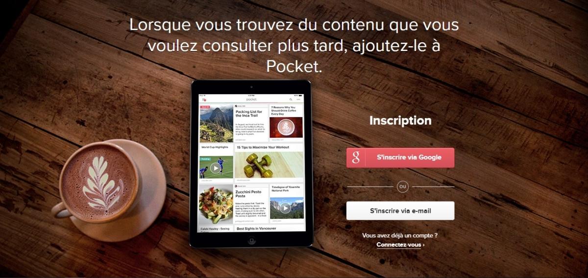 Pocket : un agrégateur de contenu gratuit