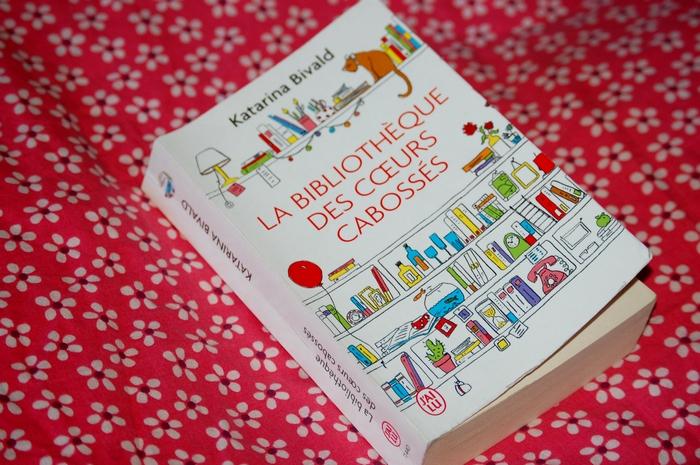#VendrediLecture La bibliothèque des cœurscabossés