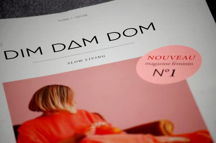 #VendrediLecture – Un NOUVEAU magazine féminin (+miniconcours)